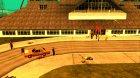 Babyla Live. Месть Святого Хлебушка для GTA San Andreas вид сзади
