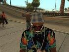 Гавайская рубашка как у Макса Пейна для GTA San Andreas вид сверху