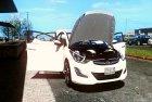 2016 Hyundai Elantra GLS 1.0 for GTA 5 left view