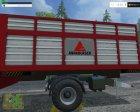 Absetzrahmen Annaburger Mist v1.0 for Farming Simulator 2015 top view