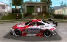 Nissan 350Z Xanavi для GTA San Andreas вид слева