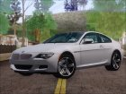 BMW M6 E63 2010 for GTA San Andreas left view