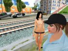 Topless Female from Black Desert for GTA San Andreas inside view