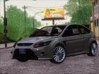 Ford Focus RS для GTA San Andreas вид слева