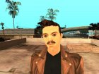 GTA III Playa2 Skin for GTA San Andreas top view