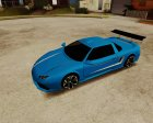 Lamborghini Infernus v2.0 by BlueRay для GTA San Andreas вид сзади