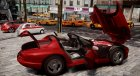 1992 Dodge Viper RT/10 для GTA 4 вид слева
