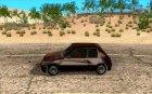 Peugeot 205 GTI v2 для GTA San Andreas вид слева