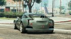 TVR Sagaris for GTA 5 rear-left view