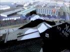 F-16 Aggressor Squadron Alaska - Чёрный камуфляж для GTA San Andreas вид сверху