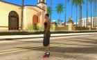 Jordan XII for GTA San Andreas left view