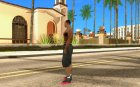 Jordan XII для GTA San Andreas вид слева