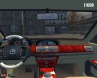 BMW 760i e65 for Mafia: The City of Lost Heaven inside view