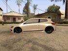 Volkswagen Scirocco for GTA San Andreas inside view
