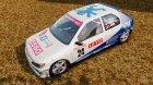 Peugeot 306 Gr. N Rally для GTA 4 вид сзади слева