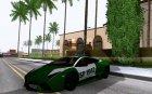 Lamborghini Reventon корпус карабинеров Чили