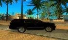 Cadillac Escalade 2016 для GTA San Andreas вид слева