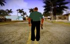 Israeli Police Officer for GTA San Andreas left view