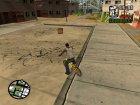 Бонусы в коробках для GTA San Andreas вид изнутри
