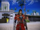 Gabriel Belmont From Castlevania Lord of Shadow для GTA San Andreas вид слева