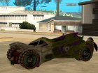 Jokermobile from DC Comics for GTA San Andreas left view