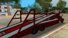 Kenworth Packer for GTA Vice City side view