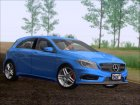 Mercedes-Benz A45 AMG 2012 (Second Complect Paintjobs) для GTA San Andreas вид слева