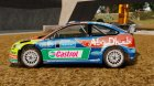 Ford Focus RS WRC for GTA 4 left view