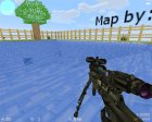 zm_minecraft для Counter-Strike 1.6 вид изнутри