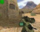 AWP с датчиком сердцебиения for Counter-Strike 1.6 inside view