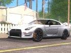 Nissan GTR R35 2012 for GTA San Andreas