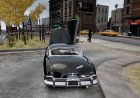 Hudson Hornet Club Coupe for GTA 4 rear-left view