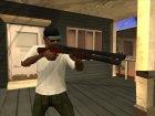 GUNS для GTA San Andreas вид сбоку