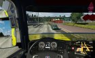 Тягач Scania T v1.5.3 от RJL for Euro Truck Simulator 2 rear-left view