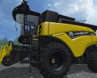 New Holland CR 90.75 Yellow Bull