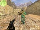 Tommy Vercetti для Counter-Strike 1.6 вид слева