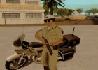 Police Pack  V 1.0 для GTA San Andreas вид изнутри