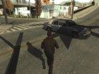 GTA IV-Like Graphics Pack для GTA San Andreas вид сзади слева