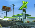 Gas stations for GTA San Andreas left view