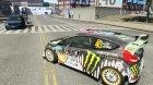 Ford Fiesta RS WRC Gymkhana v1.0 for GTA 4 rear-left view
