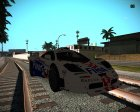McLaren F1 GTR 1998 Team BMW for GTA San Andreas left view