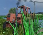 ЛТЗ 55 v1.0 для Farming Simulator 2013 вид сбоку