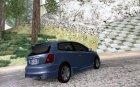 Honda Civic Type R для GTA San Andreas вид сзади слева
