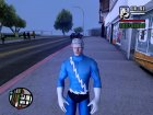 Quicksilver Comics skin