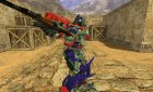Optimus Prime for gsg9 for Counter-Strike 1.6 left view