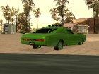 Imponte Dukes O`Death для GTA San Andreas вид сзади слева