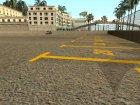 Новые текстуры стадиона Los Santos Forum for GTA San Andreas right view