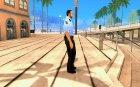 Azeri Polis для GTA San Andreas вид сверху