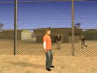 Michael Scofield Prison Break for GTA San Andreas rear-left view