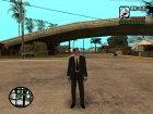 Dallas ( Payday ) для GTA San Andreas вид слева